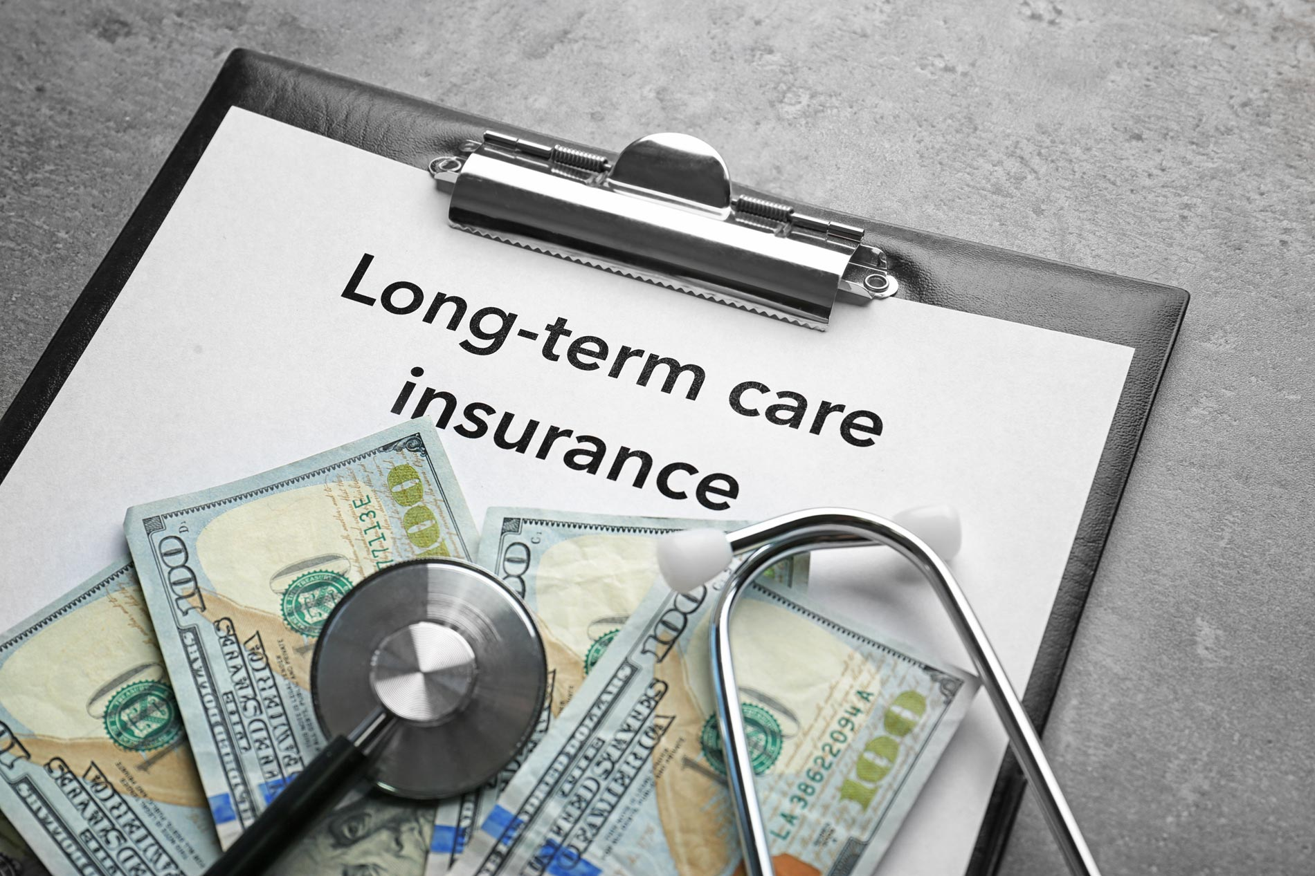 Long-term care insurance image